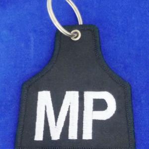 Mini-Armbinde MP Schlüsselanhänger