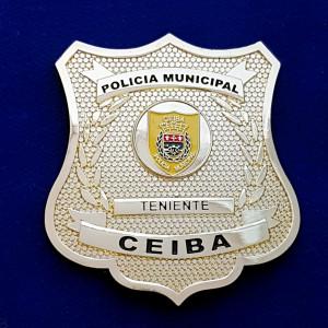 Ceiba Puerto Rico Polizeimarke