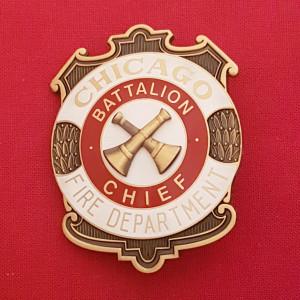 Chicago Fire Dienstmarke