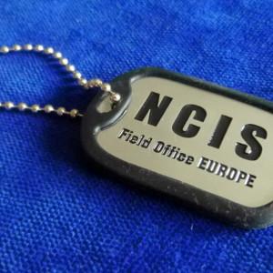 NCIS Erkennungsmarke Schlüsselanhänger