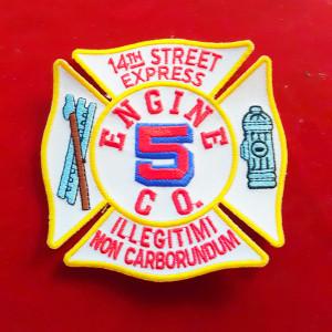 Feuerwehr New York Patch # 6