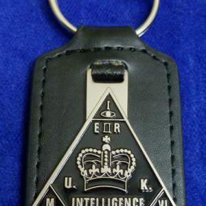 MI6 Schlüsselanhänger
