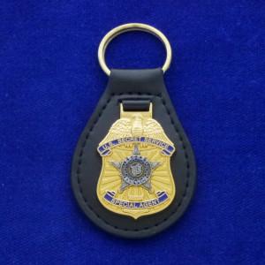 Secret Service Schlüsselanhänger
