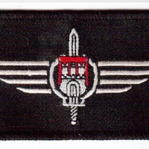 MEK Hamburg Schwinge Patch