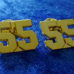 N.Y.P.D. Revier 55 Anstecker