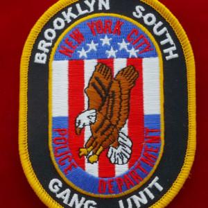 NY Police Patch #03