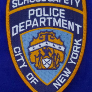 Patches NY Police
