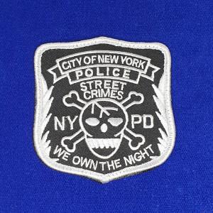 NY Police Patch #06
