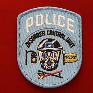NY Police Patch #07