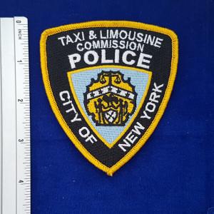NY Police Patch #08