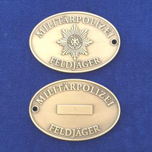 Feldjäger Dienstmarke