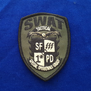 US Police Patch #096