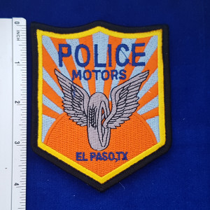 US Police Patch #041
