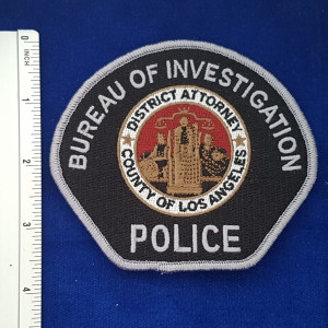 US Police Patch #043
