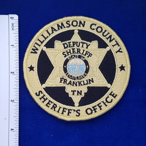 US Police Patch #044