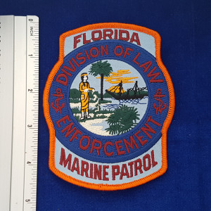 US Police Patch #045