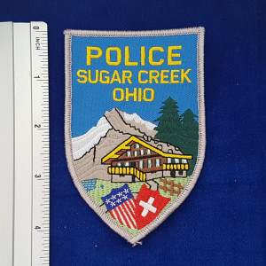 US Police Patch #052