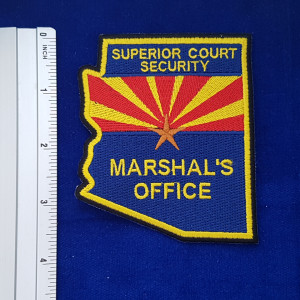 US Police Patch #054