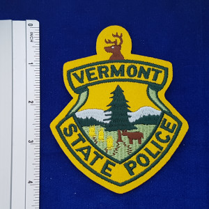 US Police Patch #055