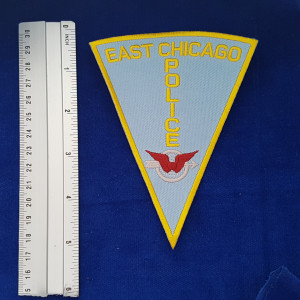 US Police Patch #059