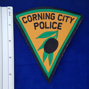US Police Patch #076