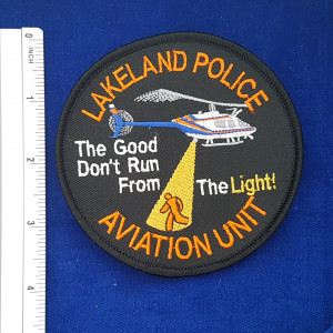 US Police Patch #079