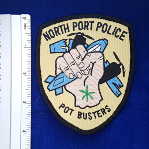 US Police Patch #034