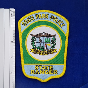 US Police Patch #085