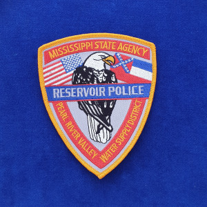 US Police Patch #088
