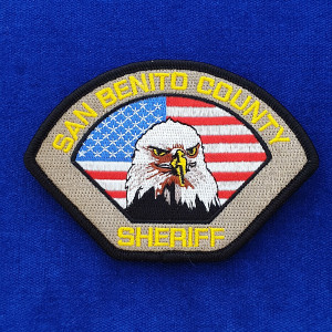 US Police Patch #089