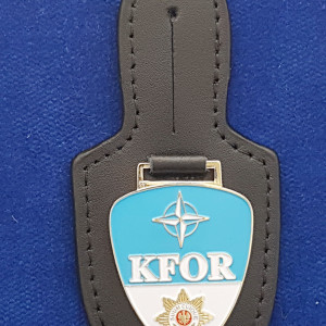 Brustanhänger Feldjäger Kompanie Prizren ( KFOR )