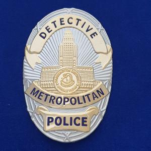 The SHIELD Metropolitan Police