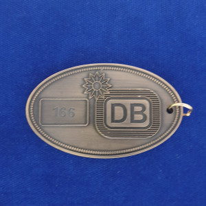 Bahn Fahndungsdienst Dienstmarke