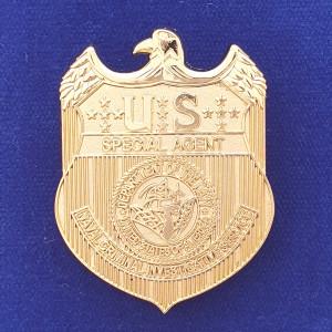 NCIS Dienstmarke ( Navy CIS )
